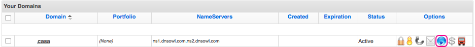 NameSilo Domains